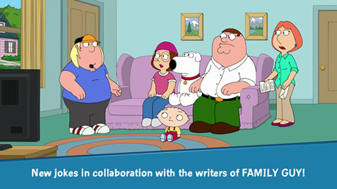 Family Guy the Quest for Stuff - 3