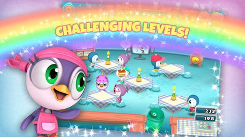Penguin Diner 3D - 4