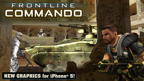 Frontline Commando Game - 1