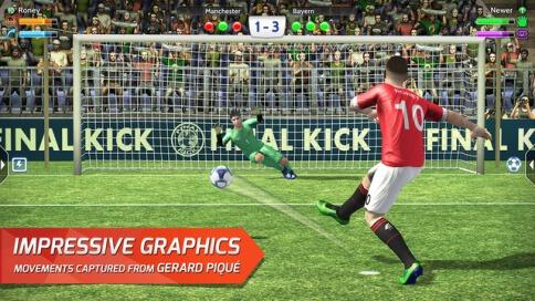 Final Kick: The best penalty free kick game - 3