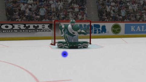 Virtual Goaltender Lite - 2