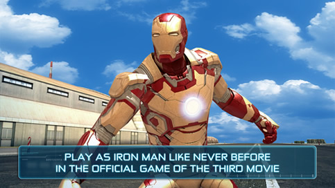 Iron Man 3 The Official Game - 1