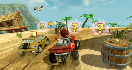 Beach Buggy Racing - 1