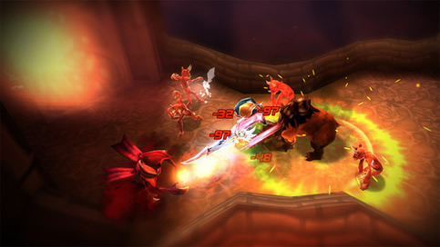 Blade Warrior HD - Epic 3D RPG - 2