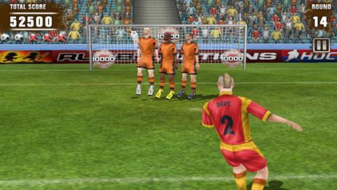 Football Kicks - 4