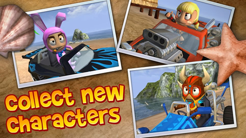Beach Buggy Blitz - 4