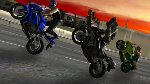 Race Stunt Fight Lite - 1