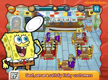 SpongeBob Diner Dash - 4