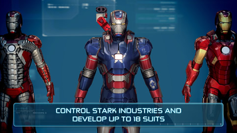 Iron Man 3 The Official Game - 4