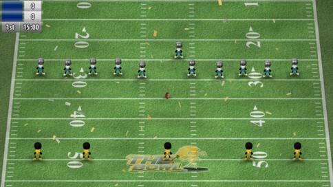 Stickman Football - The Bowl - 4