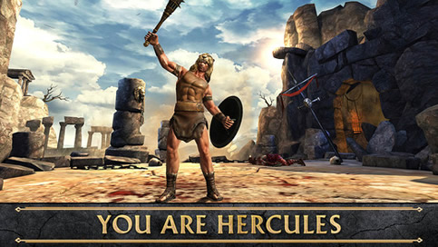 Hercules: The Official Game - 1