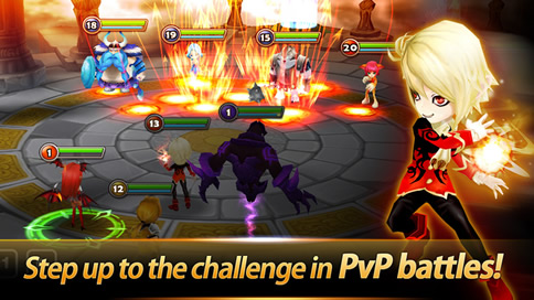 Summoners War Sky Arena - 3