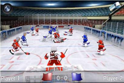Magnetic Sports Hockey Lite - 4