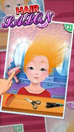Hair Salon Fun Kids games - 1