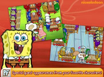 SpongeBob Diner Dash - 1