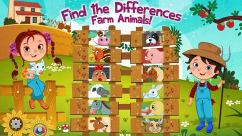 Find the Difference Games - 1
