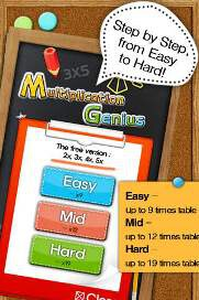Multiplication Genius x19 Free - 2