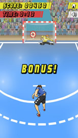 Handball Shooter - 3