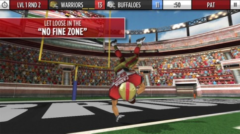 GameTime Football 2 w/ Colin Kaepernick & Dez Bryant - 3