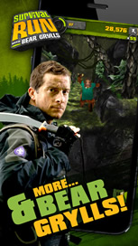 Survival Run with Bear Grylls - 3