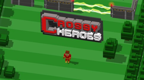 Crossy Heroes - Super Powered Hopper - 1