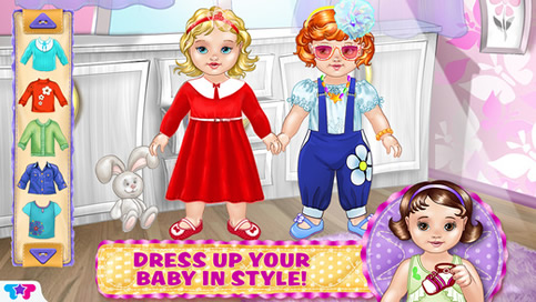 Baby Care & Dress Up - 2