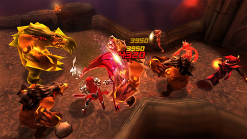 Blade Warrior HD - Epic 3D RPG - 4