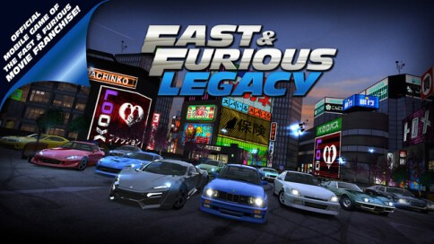 Fast & Furious: Legacy - 1