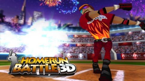 Homerun Battle 3D FREE - 1