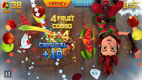Fruit Ninja Free - 5