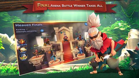 Final Heroes - 2