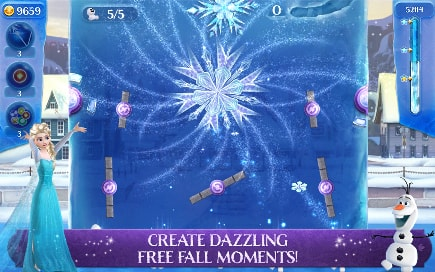 Frozen Free Fall: Icy Shot - 3