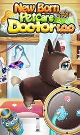 Newborn Pet Care Doctor - Fun Games - 2