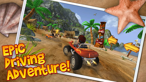 Beach Buggy Blitz - 1
