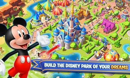 Disney Magic Kingdoms - 1