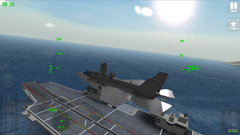 F18 Carrier Landing Lite - 2
