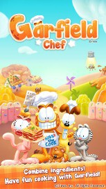 Garfield Chef: Game of Food - 1
