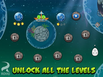 Angry Birds Space - 4