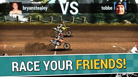 Mad Skills Motocross 2 - 4