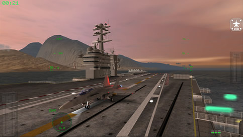 F18 Carrier Landing Lite - 1