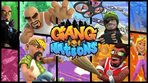 Gang Nations - 1