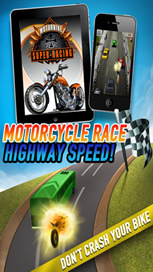 A Motorcycle Race Track - 1