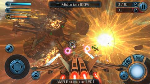 Galaxy on Fire 2 - 1