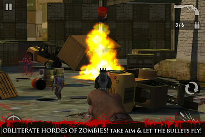 Contract Killer Zombies - 4