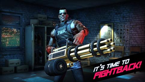 Fightback - 4