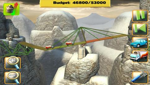 Bridge Constructor FREE - 5