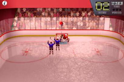 Slapshot Frenzy Ice Hockey Free - 3