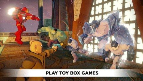 Disney Infinity: Toy Box 2.0 - 3
