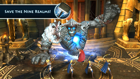 Thor: The Dark World - The Official Game - 5