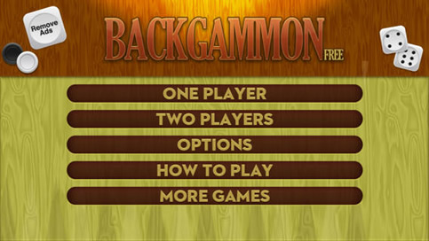 Backgammon Free - 3